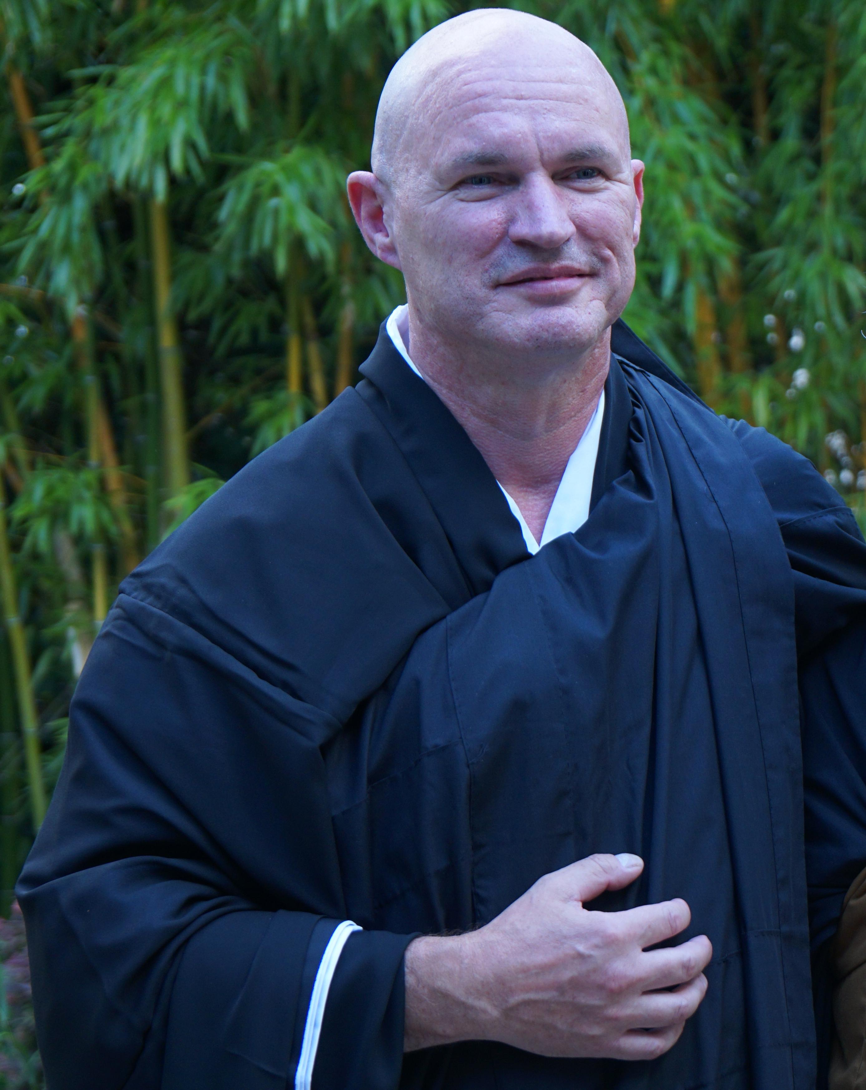 Cees Swinkels Zen monnik en boeddhist